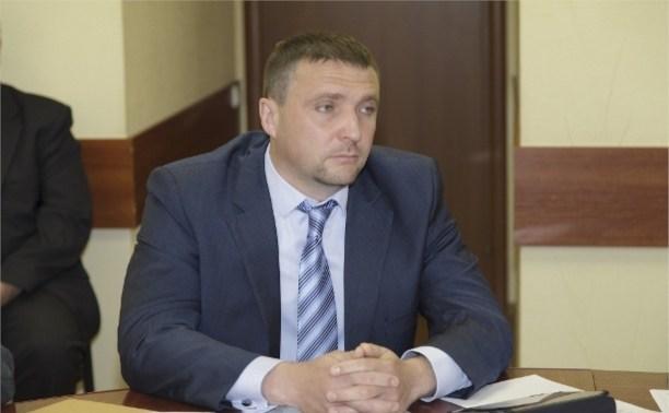 Главой администрации Щёкинского района стал Олег Федосов