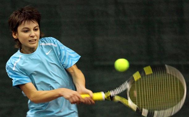 Тульский теннисист сыграл за сборную России