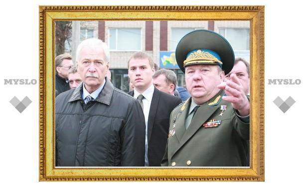 В Тулу прибыл Борис Грызлов