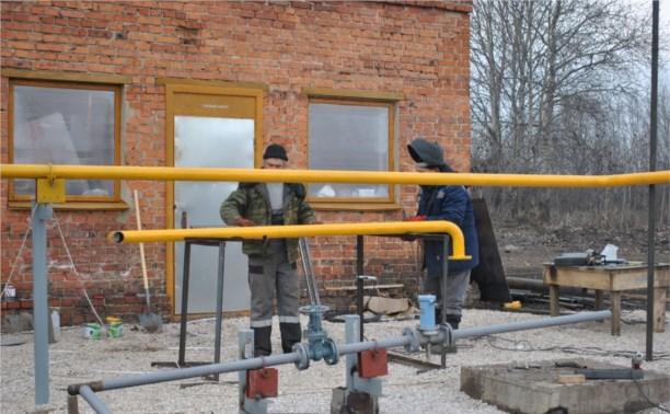 На тульских очистных сооружениях установили свечу сжигания биогазов