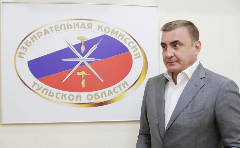 Алексей Дюмин пойдет на выборы губернатора Тульской области