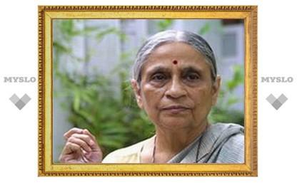 Религиозная премия мира Нивано присуждена активистке из Индии Эле Бхатт