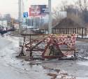 За два месяца на ямочный ремонт дорог в Туле потратили 11,4 млн рублей
