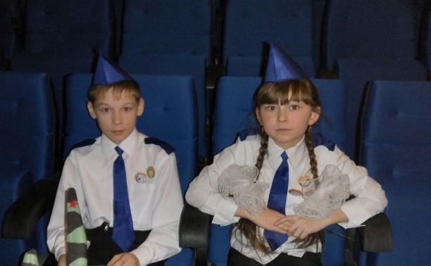 Тульских школьников приглашают в международный отряд юных космонавтов Ю.А. Гагарина