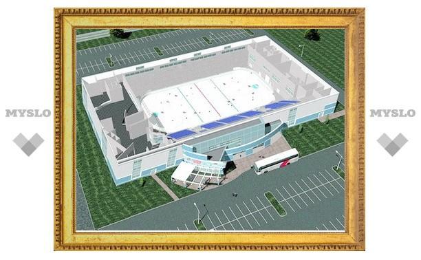 Новомосковцы дали ледовому дворцу триста имен