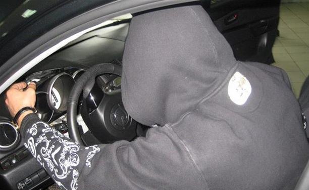Полиция Киреевска задержала угонщика по горячим следам