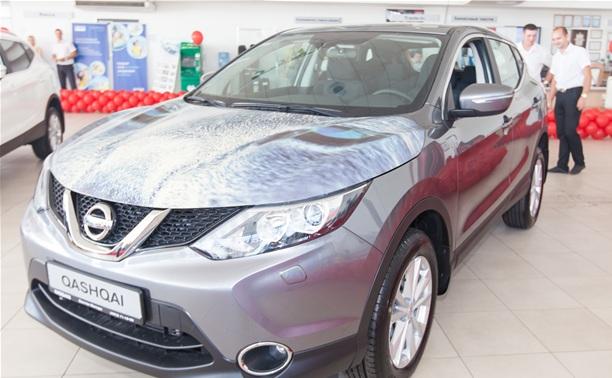 Новый Nissan Qashqai: неукротимая энергия