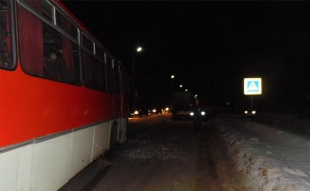 Водитель автобуса сбил двух пешеходов на «зебре»