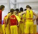 Баскетболисты «Арсенала» прибыли в Самару