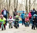 1 мая в Туле пройдут первые детские соревнования по беговелам