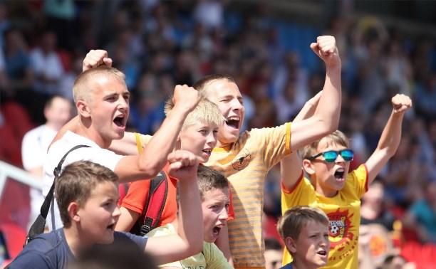 Продажа абонементов на матчи «Арсенала» начнётся с 23 июня