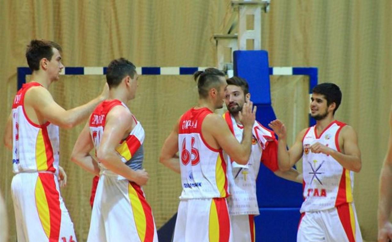 Баскетбольный «Арсенал» выиграл у «Уфимца»