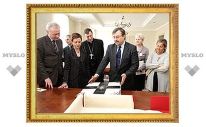МИД Латвии представил уникальное факсимильное издание Terra Mariana