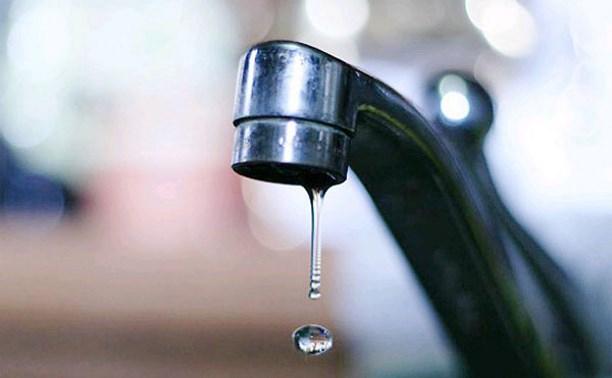 1 июля в Пролетарском районе будет пониженное давление холодной воды