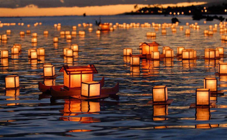 В Центральном парке Тулы пройдёт фестиваль водных фонариков