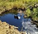 Эксперты определили класс опасности нефтепродуктов в тульском поселке