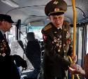 С 3 по 12 мая ветераны смогут ездить по Туле бесплатно
