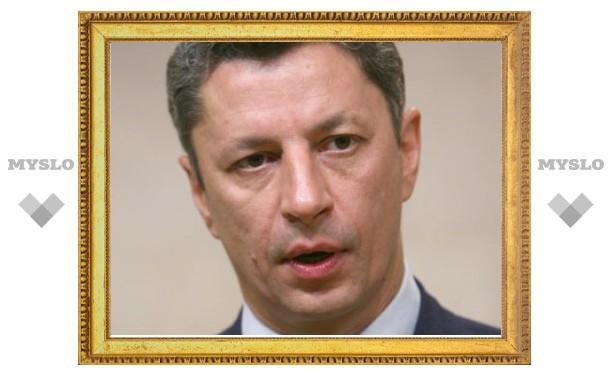 Украина на треть снизит закупки российского газа в 2012 году