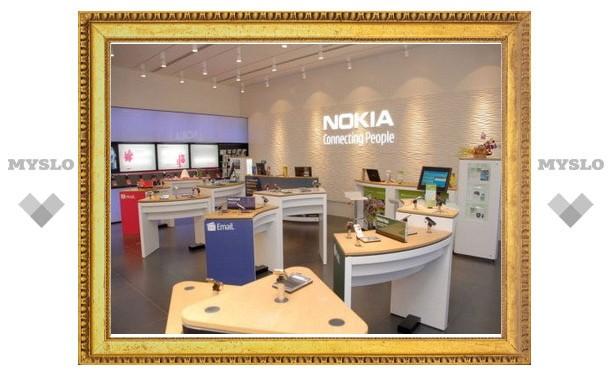 Nokia увеличит количество фирменных магазинов в «Связном»