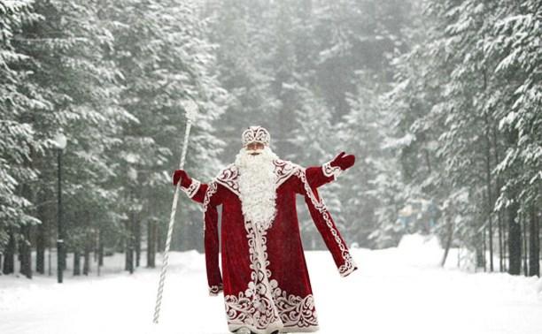 В Туле выберут лучшего Деда Мороза
