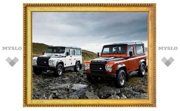 Land Rover привезет в Россию специальные версии Defender