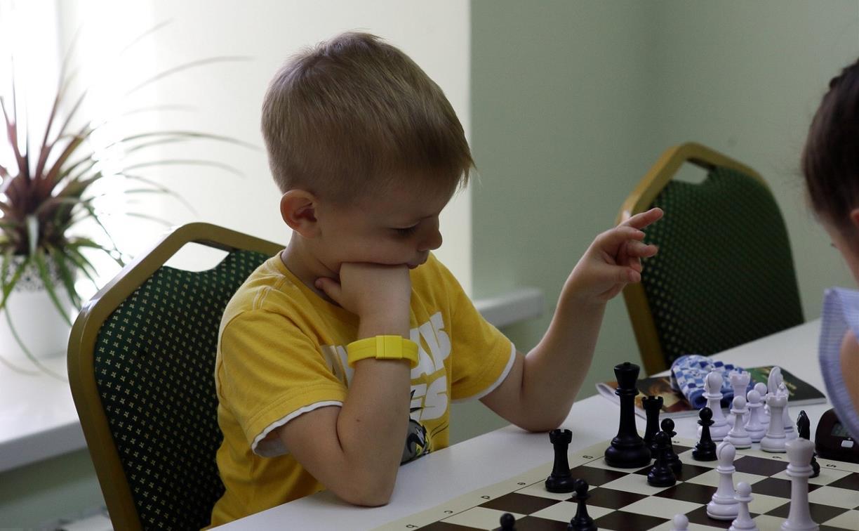 В Туле определили лучших юных шахматистов