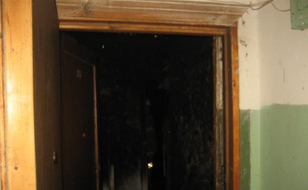 В Туле в результате пожара погибла 86-летняя женщина и пострадал ребенок 7 лет