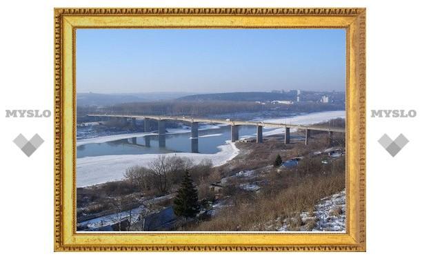 В Алексине открыли старый мост