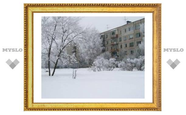 30 декабря: Узнай погоду в Туле на Рождество