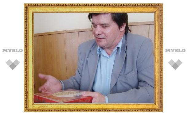 Туляки накормили украинцев пряниками
