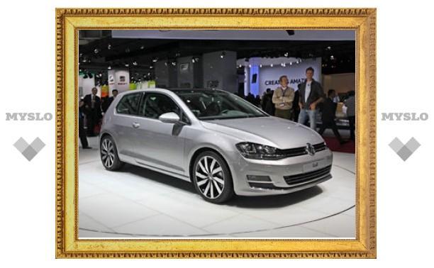 """""""Седьмой"""" Volkswagen Golf доберется до России в марте"""
