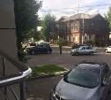 В Туле произошла авария на пересечении Пушкинской и Тургеневской
