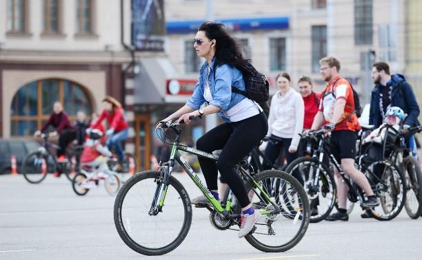 В Туле 20 мая пройдет всероссийская акция «На работу на велосипеде!»
