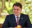 Владимир Груздев поздравил жителей Тульской области с Днём семьи, любви и верности