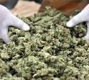 В Киреевске полицейские обнаружили у жителя деревни пакет с марихуаной