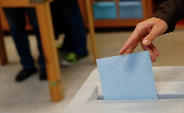 В Суворовском и Воловском районах проголосовали 56% избирателей