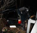 «Ока» врезалась в дерево и перевернулась: трое погибли