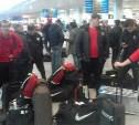 Футболисты «Амкара» прождали представителей «Арсенала» в аэропорту полтора часа