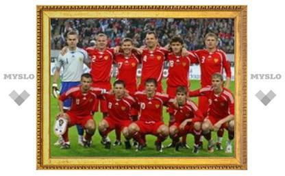 Матч Лихтенштейн - Россия начнется с минуты молчания