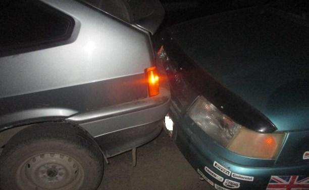 В Туле по вине пьяного водителя пострадала четырехлетняя девочка