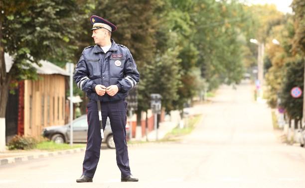 На выходных в Тульской области было поймано 72 пьяных водителя
