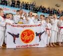 Тульская команда завоевала первое общекомандное место на крупном турнире по каратэ