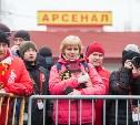 В день матча «Арсенал» – «Спартак» общественный транспорт будет ходить допоздна