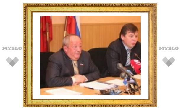 Власти города поздравили жилищников Тулы