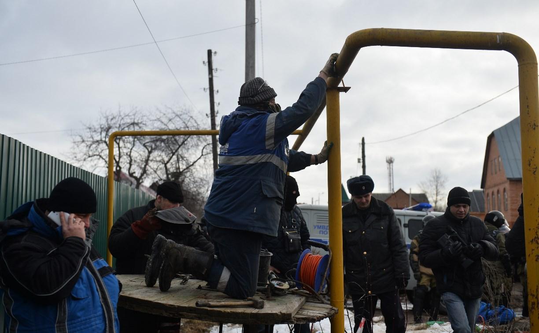 Газовщики нашли в Плеханово еще два незаконных подключения к газопроводу