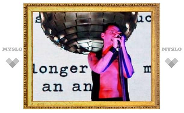 Depeche Mode отменили концерты в Прибалтике
