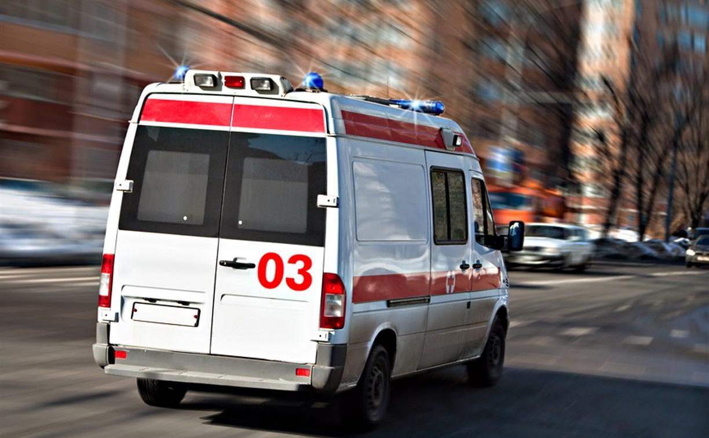 В новомосковском отделе ГИБДД при оформлении ДТП умер мужчина