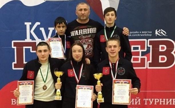 Туляки завоевали медали на Всероссийском турнире по тайскому боксу