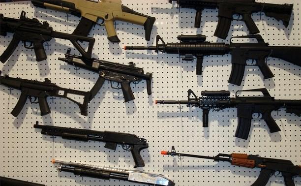 В России могут запретить игрушечное оружие