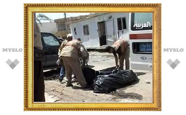 """Рядом с багдадским офисом """"Аль-Арабии"""" взорвался смертник"""